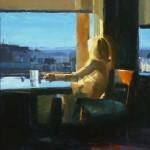Woman-by-a-Window, 2008