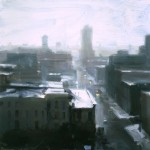 Chicago in Snow,  2005